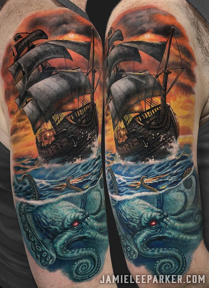 Kraken Ship II