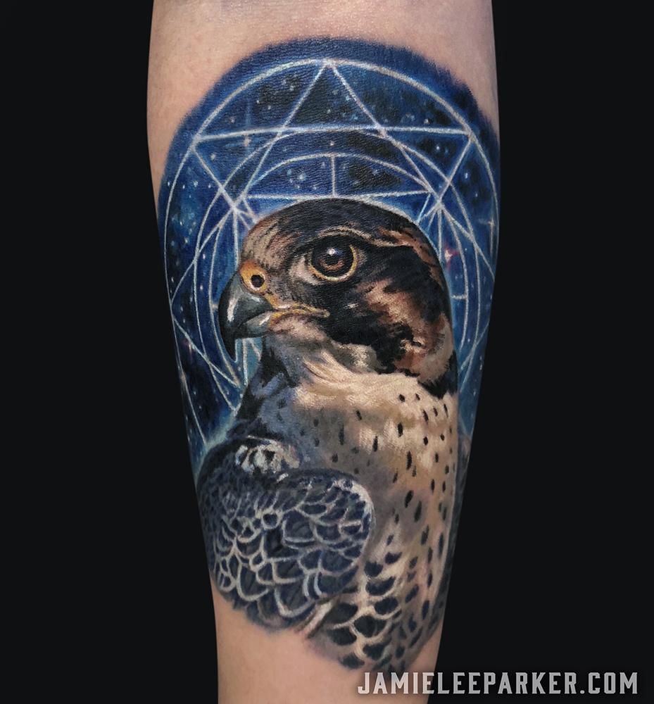 Sacred Falcon