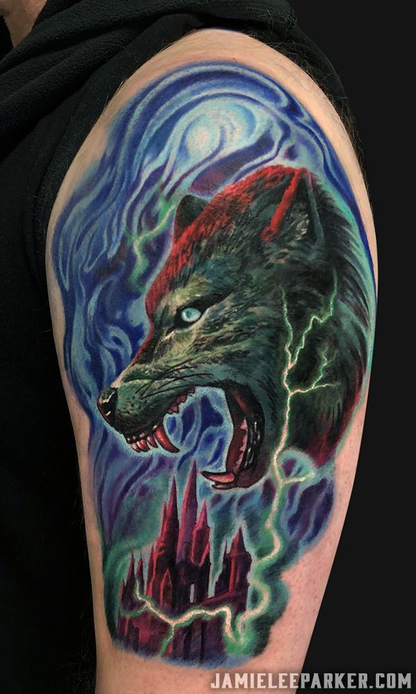 Wolf Castle II