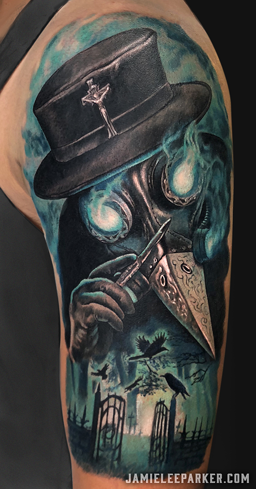 Plague Doctor II