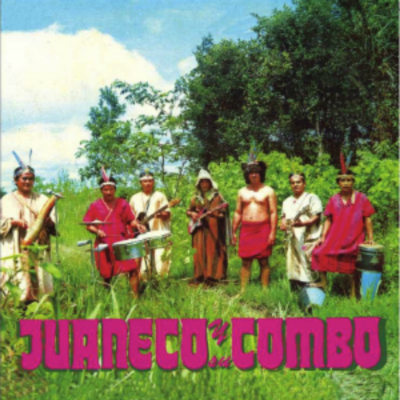 "JUANECO Y SU COMBO: ""THE BIRTH OF JUNGLE CUMBIA"""