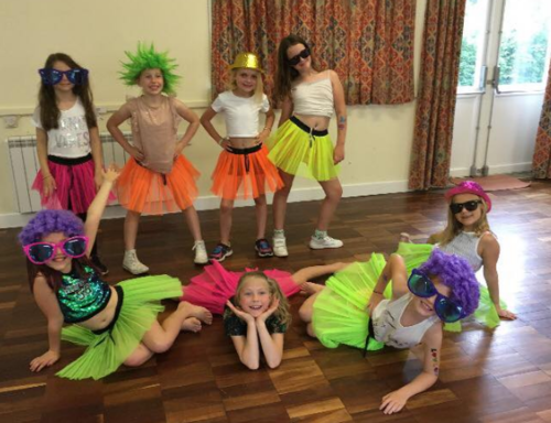 Birthday Parties Lucy Robins School Of Dance - Children's birthday parties tunbridge wells