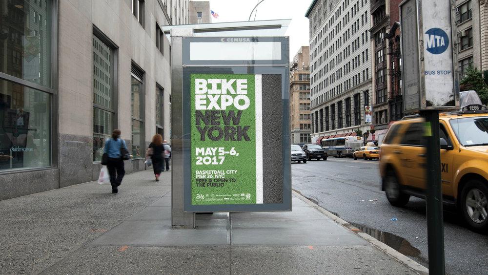 Bike Expo 2017 Poster
