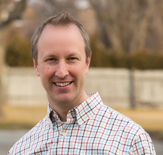 Paul Sadler, Lead Pastor