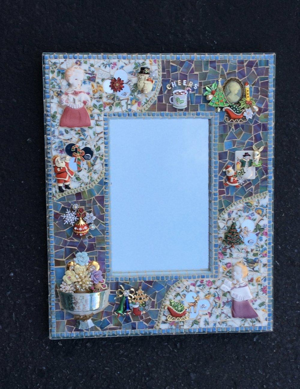 Created for Christmas Bazaar, St. Cecelia's Parish, Adams, NY.