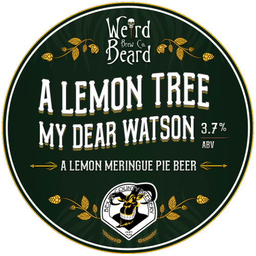 A Lemon Tree My Dear Watson