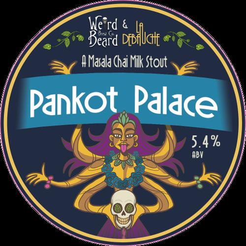 Bière de Charente Pankot_Keg