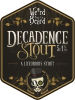 Luxurious Stout - cask