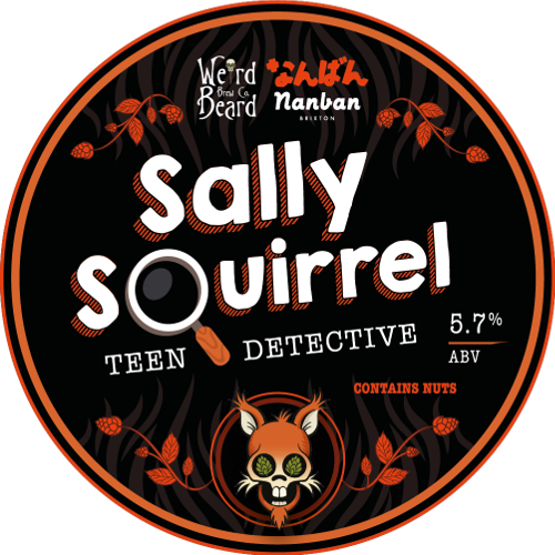 Sally Squirrel: Teen Detective