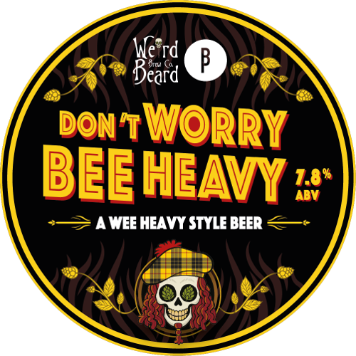 Don't Worry Bee Heavy