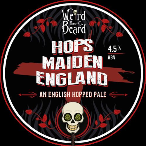 Hops Maiden England