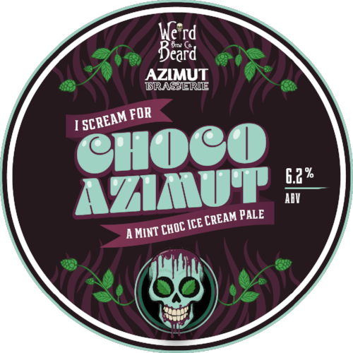 I Scream for Choco Azimut