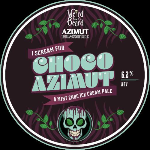 I Scream for Choco Azimut