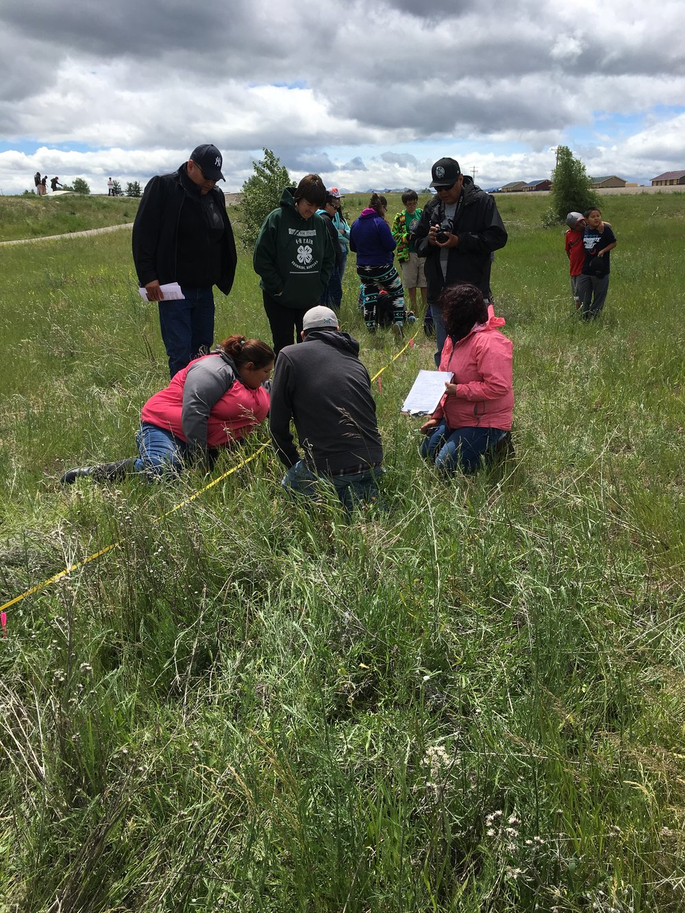 Blackfeet Range Ramble 2017