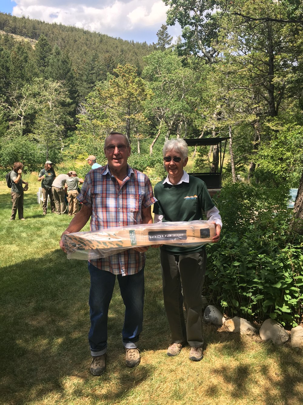 2017 Teton Weed Pull Orvis Rod Winners