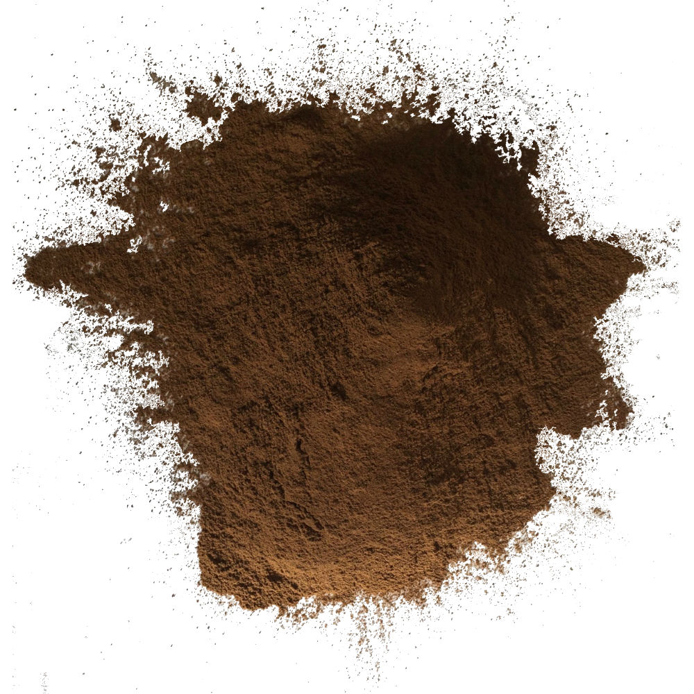 "p.p1 {margin: 0.0px 0.0px 0.0px 0.0px; font: 12.0px 'Helvetica Neue'; color: #454545}   Dark Roast Maya Powder has a rich, espresso-like flavor. Delicious in chocolate baked goods or as a caffeine-free instant  ""coffee"" beverage"