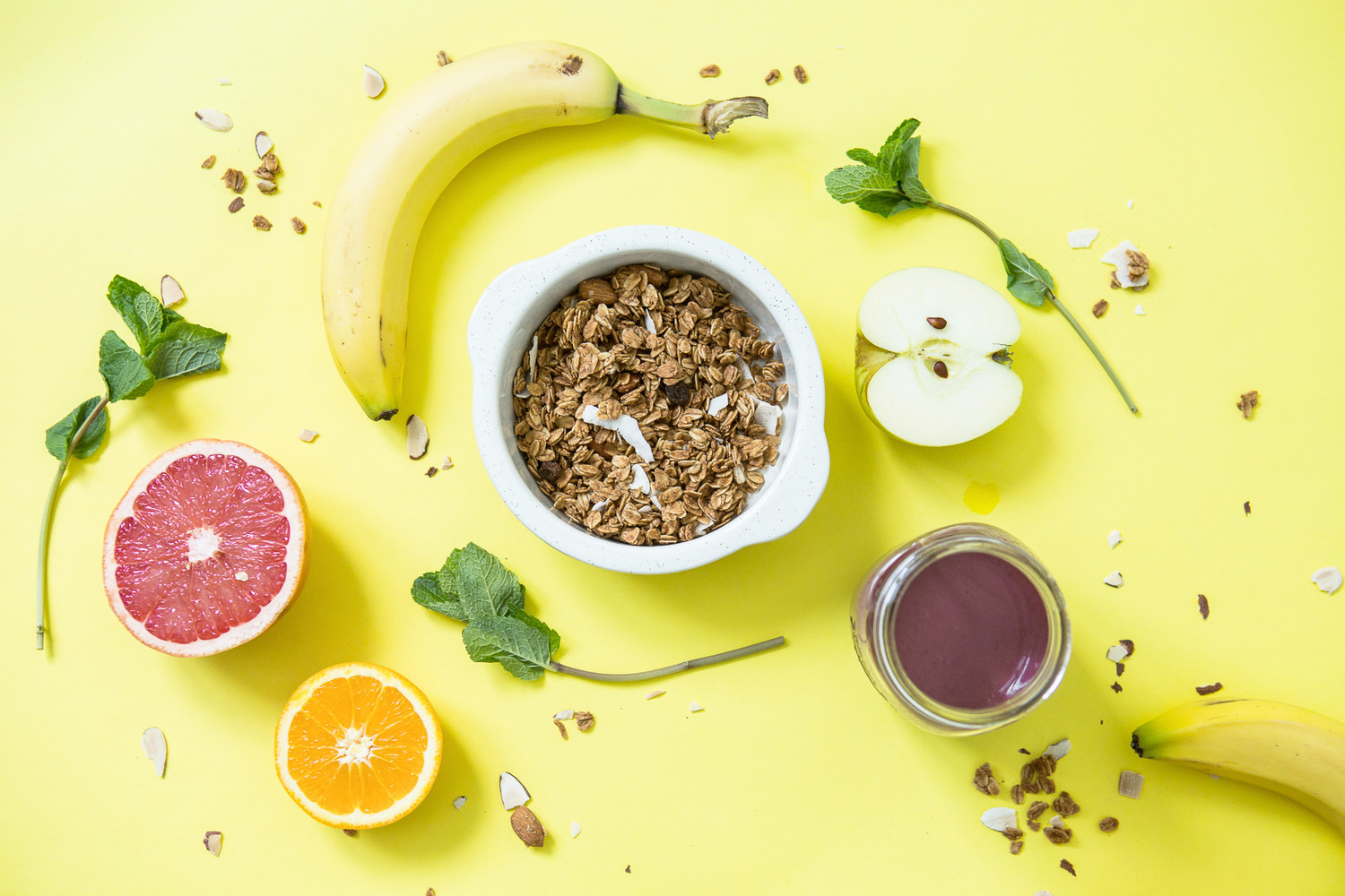 6 foods to help with digestion — jessica mitton