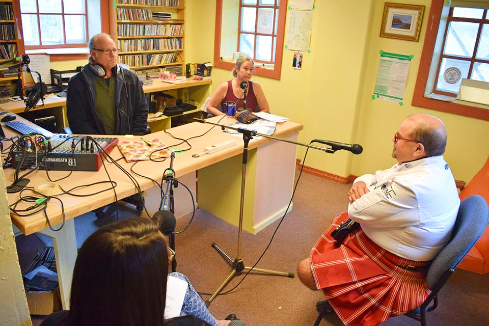 Voice of Bonne Bay Radio with The Kilted Chef