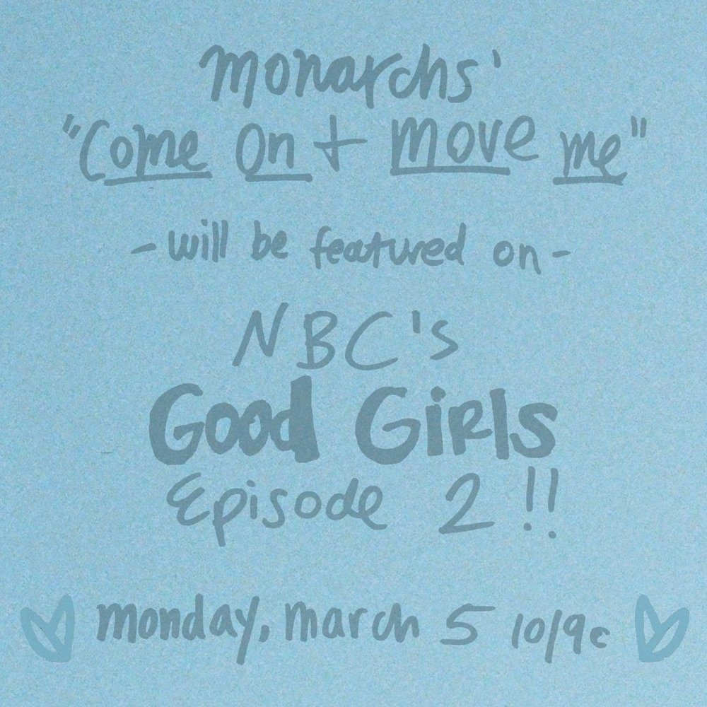 Monarchs Fans NBCs Good Girls Is Featuring Come On And Move Me