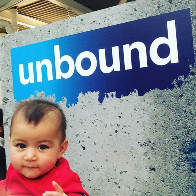 Checking out the talent at #unboundglobal #tech #innovation #thefutureisnow @unboundglobal