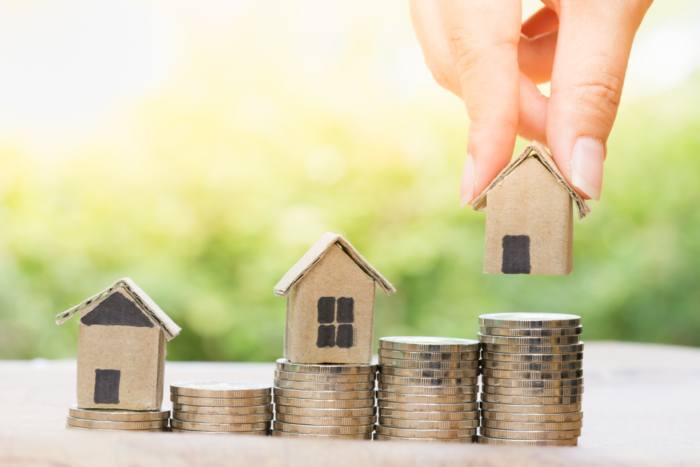 What types of Pension can purchase property?
