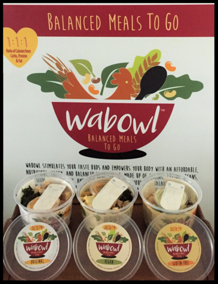 Wabowl Balanced Meals To Go