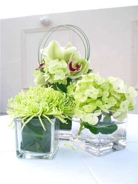 Square vase Centerpieces.JPG