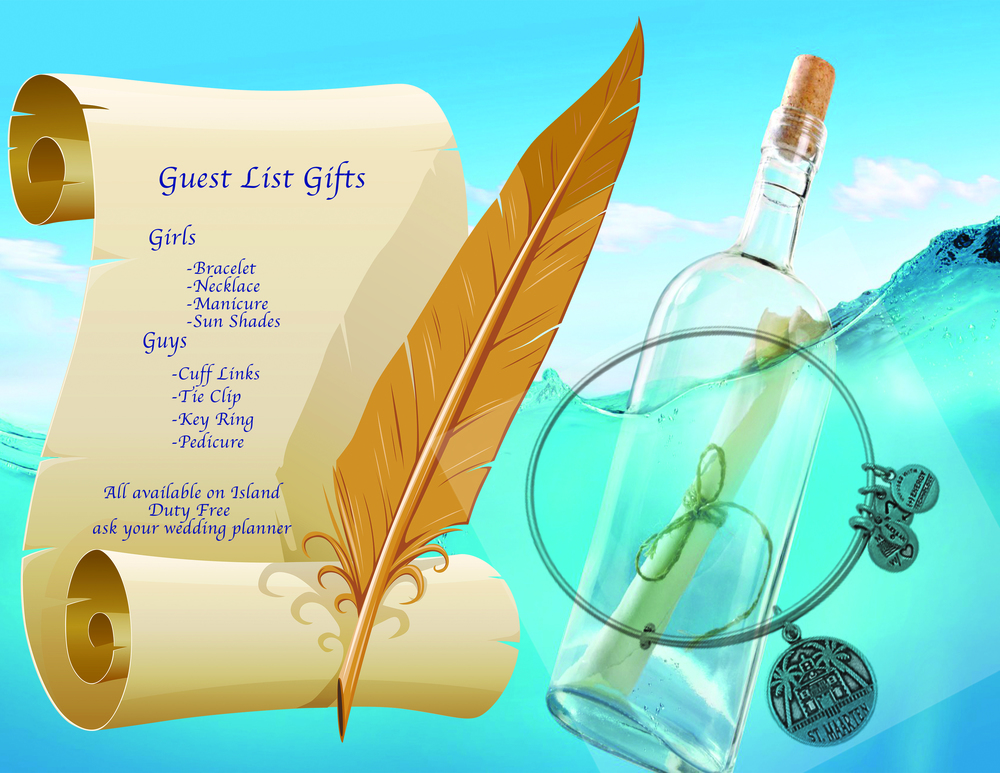 Gifts for Guests