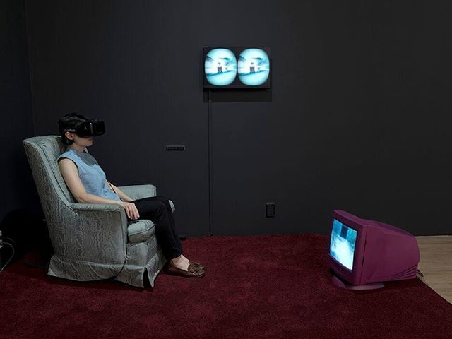 """Sarah Rothberg's """"Memory/Place : My House"""" A Virtual Reality installation on view at BUNKER starting June 22"""