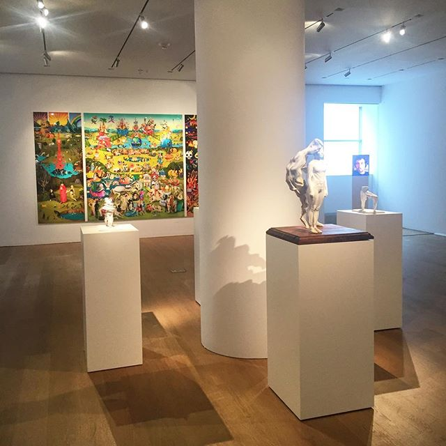 BUNKER is extended through August 10th at Sotheby's !