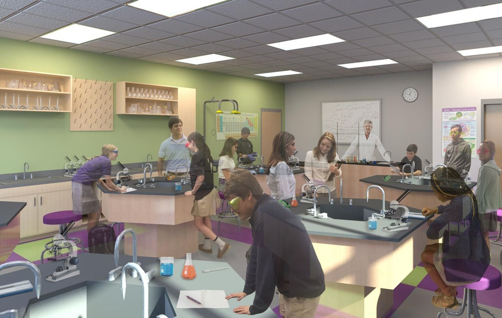State of the Art   Science Labs