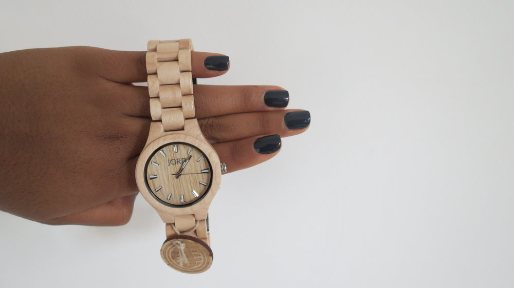 wooden watch unique female