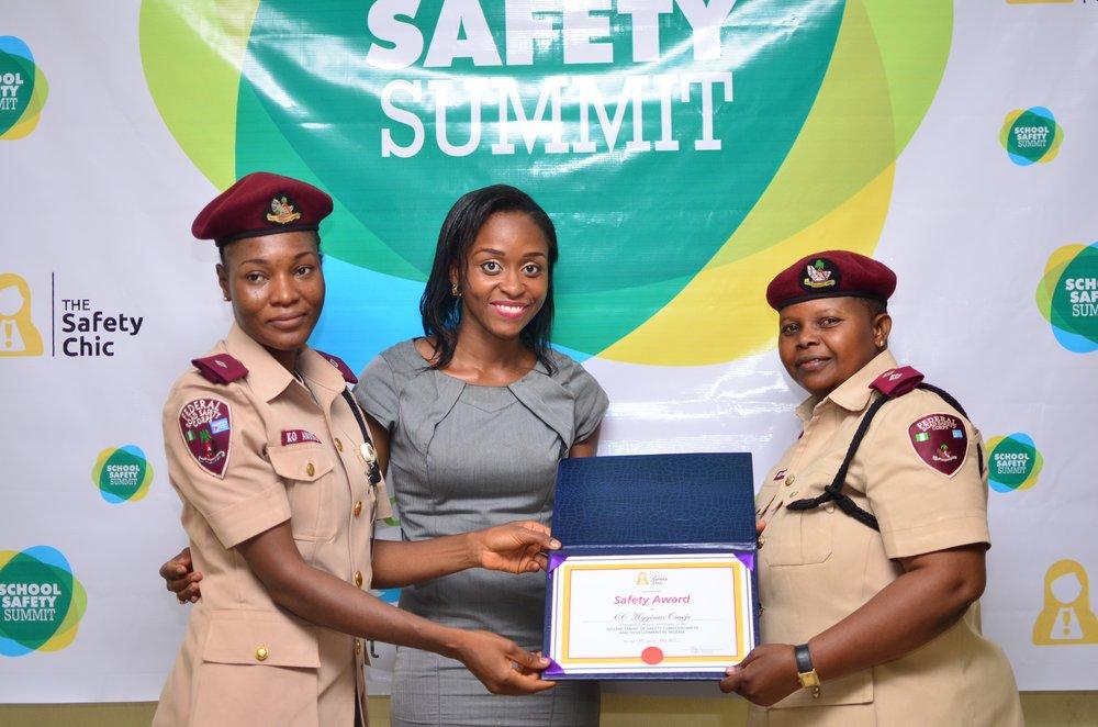 The Safety Chic summit.JPG