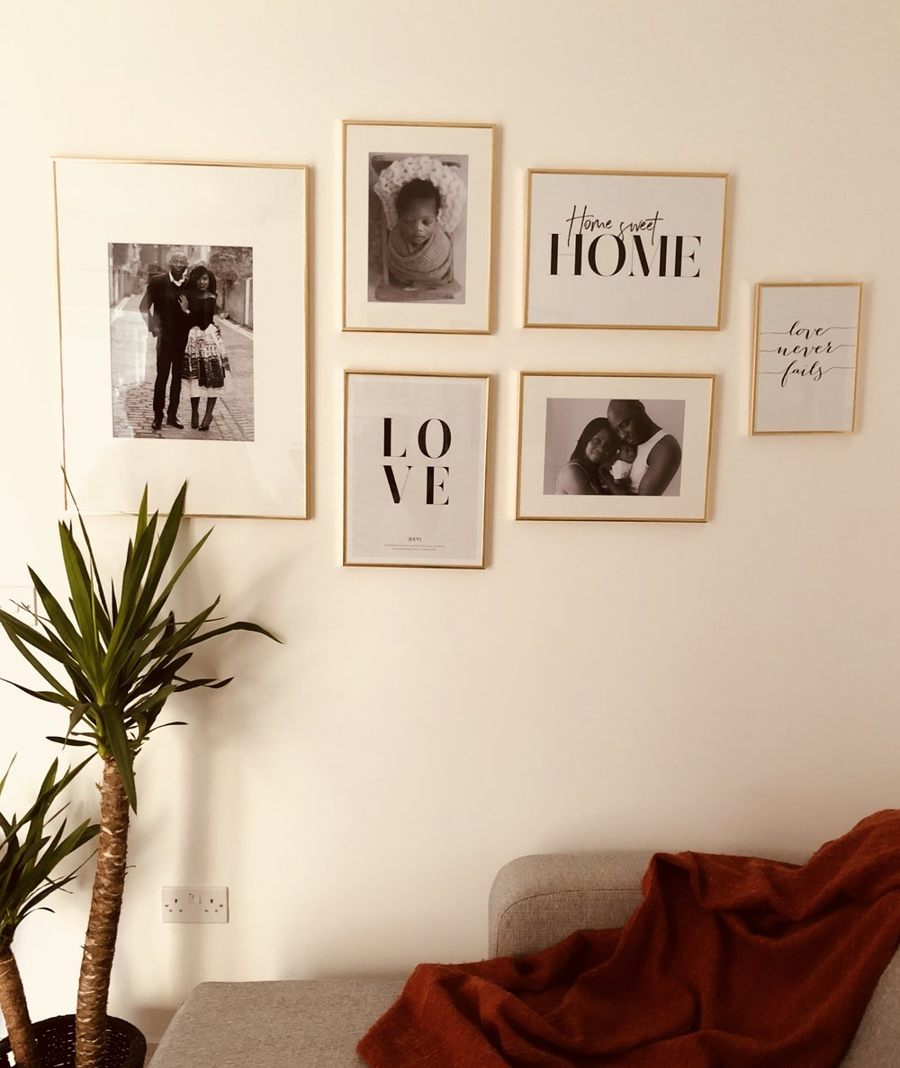 how to create the perfect gallery wall .jpg