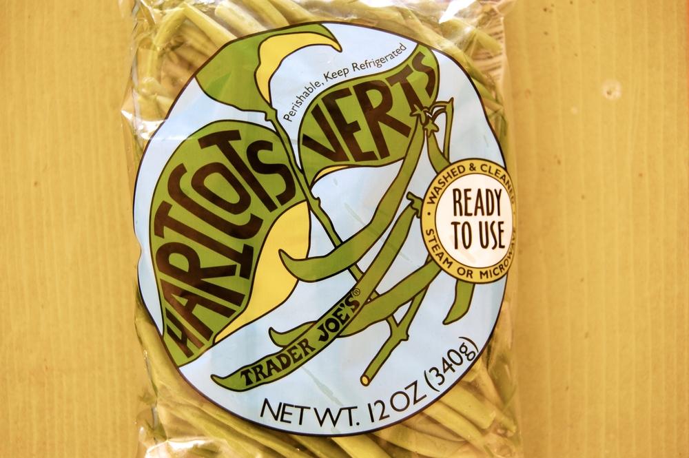 Trader Joe's Green Beans Haricots Verts