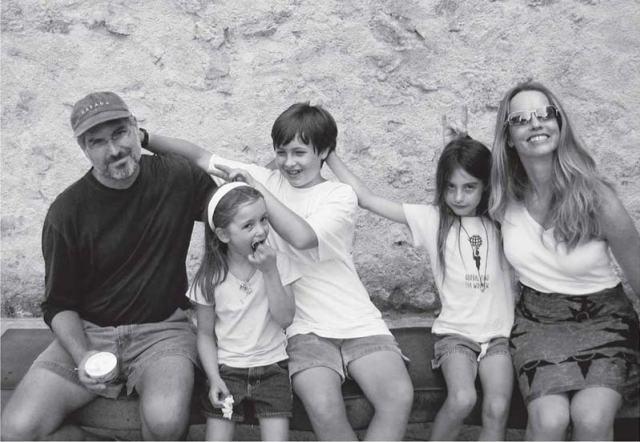 Steve Jobs & Family