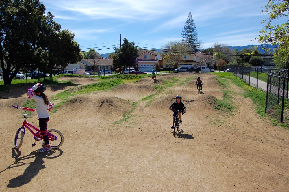 Calabazas Bike Park, San Jose