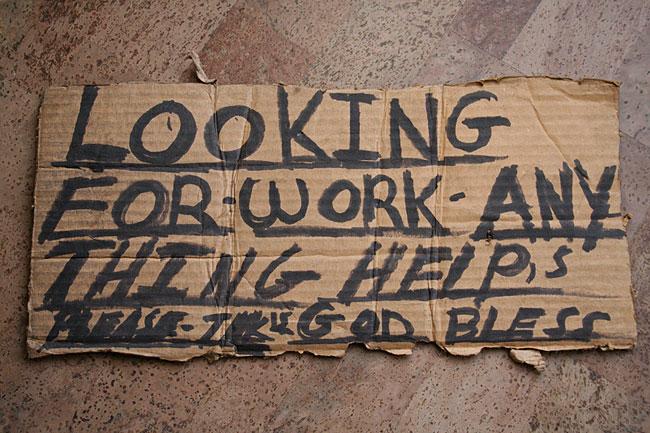 Beggar's Sign