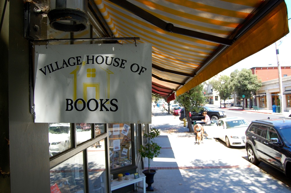 Village House of Books, Silicon Valley Bookstores