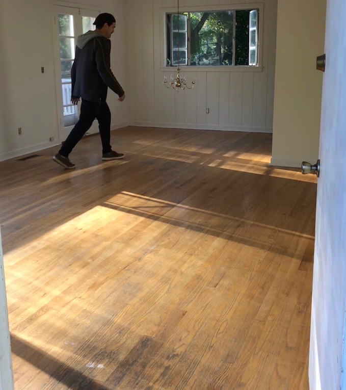 Step 1: Call Paul - Paul sizes up the job. Call him for a quote, 408-241-9663. Mention Simply SV for $250 off 600+ square feet, expires June 15.