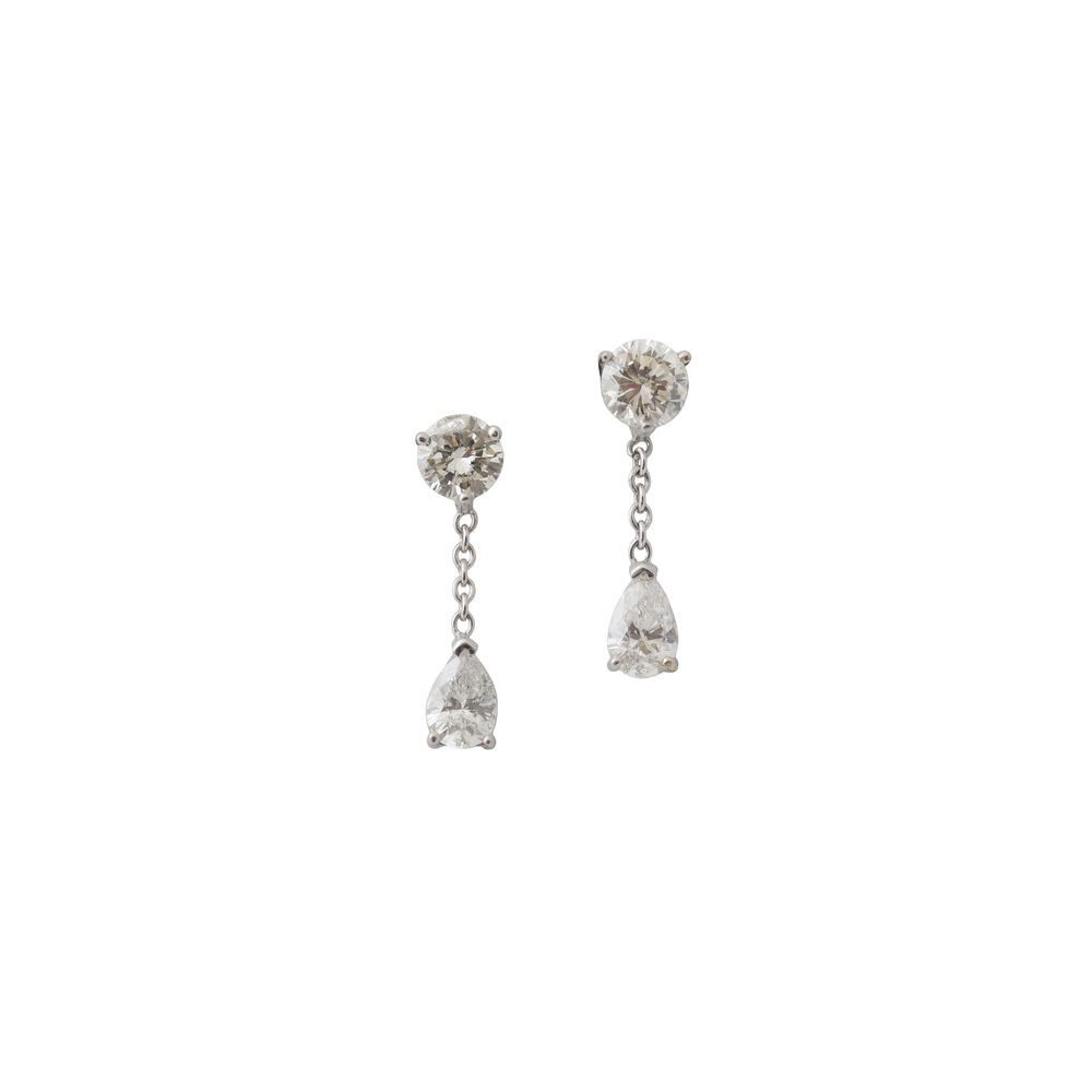Pear and Diamond Earrings.jpg