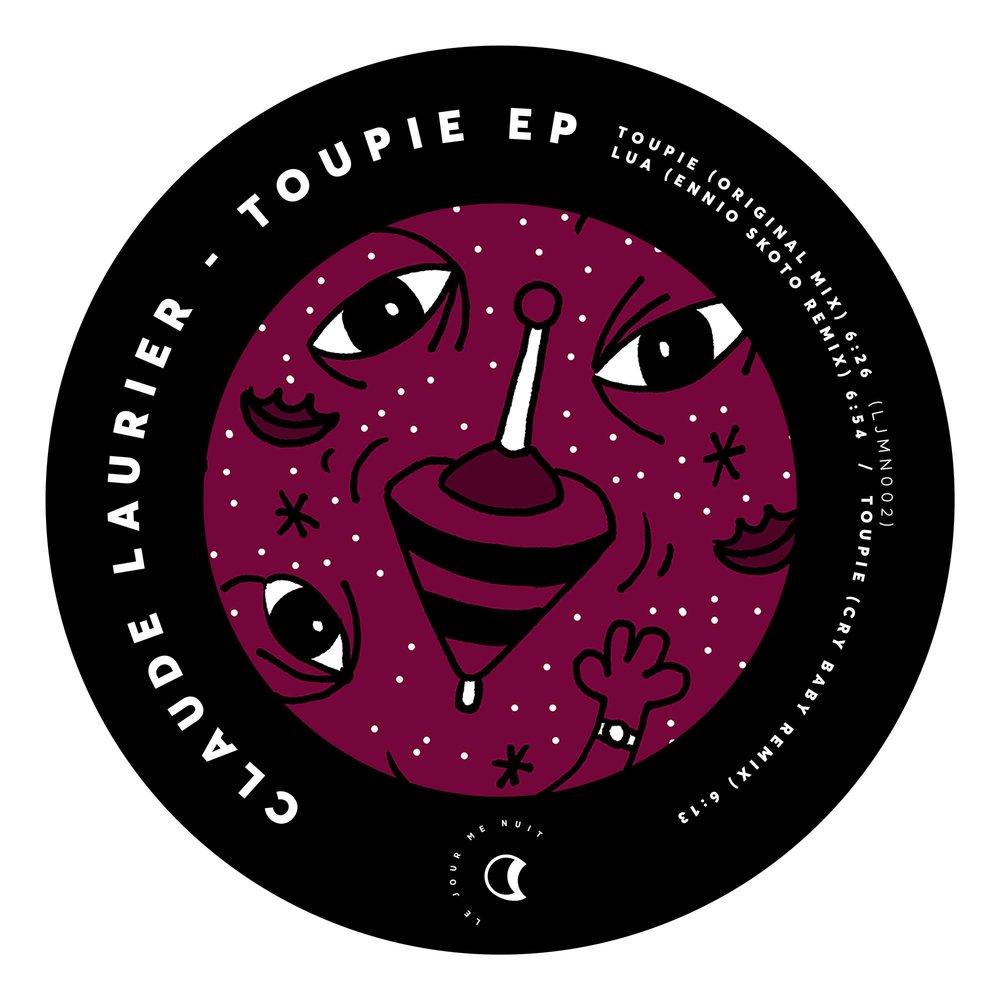 Claude Laurier - Lua (Ennio Skoto Remix) LUA EP - Le Jour Me Nuit Records