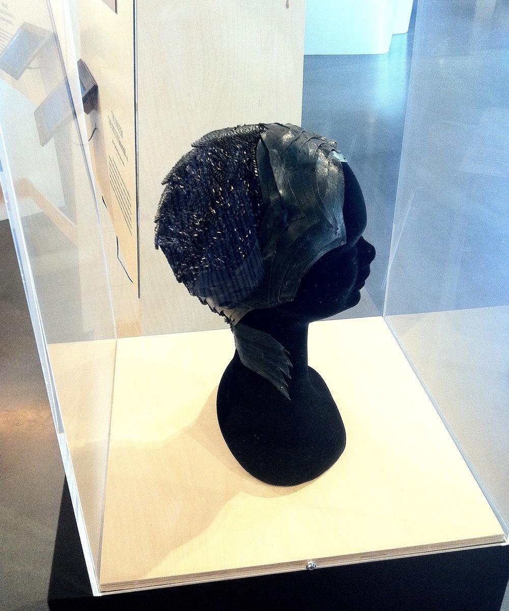 THEUNSEEN, 'THEUNSEEN Swarovski' headdress (2014).