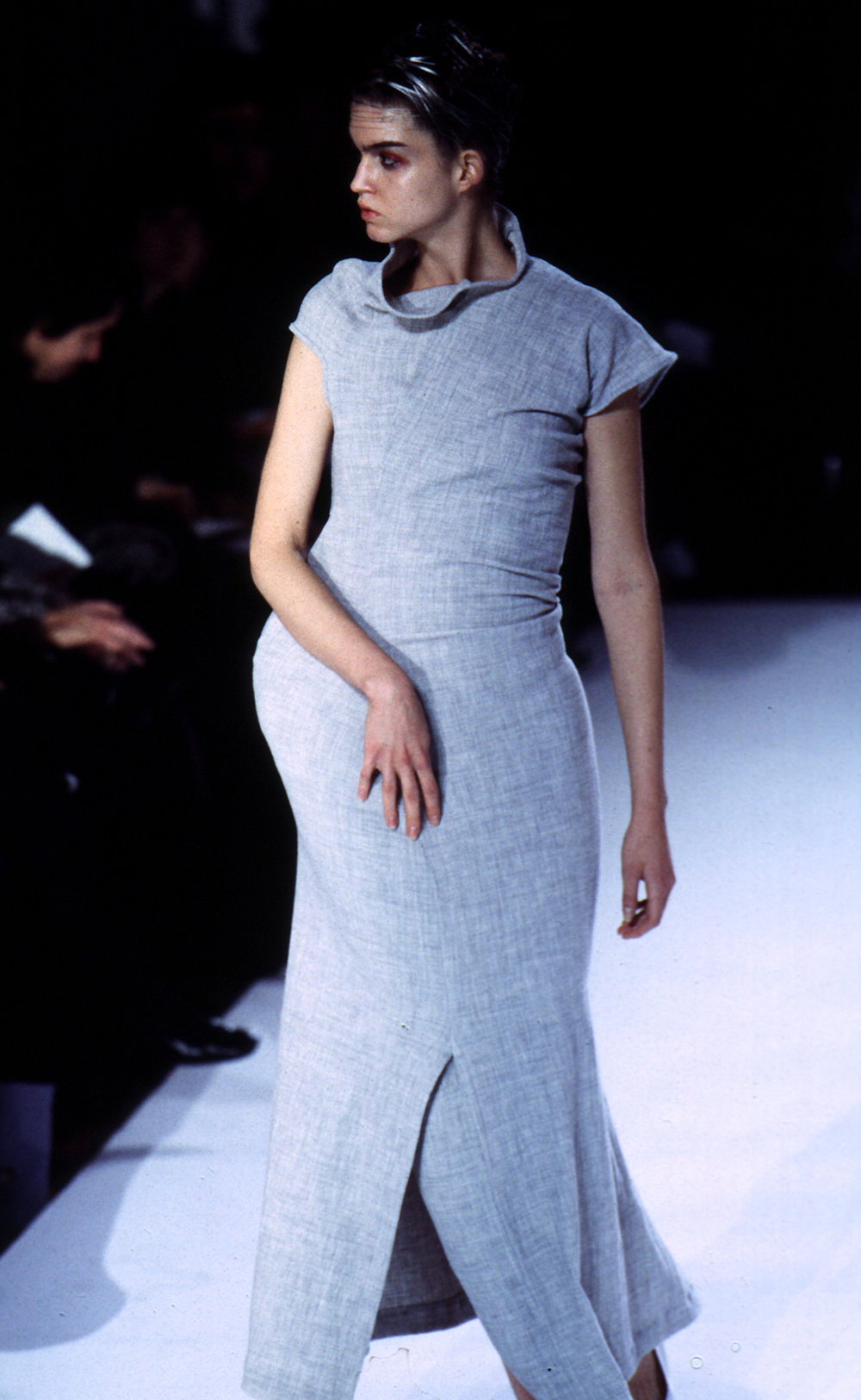 "Rei Kawakubo, ""Body Meets Dress"", Spring/Summer 1997. Courtesy of Firstview"