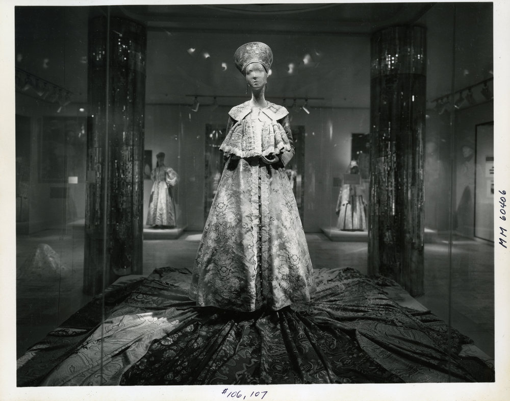 """The Glory of Russian Costume,"" 1976,  The Metropolitan Museum of Art."
