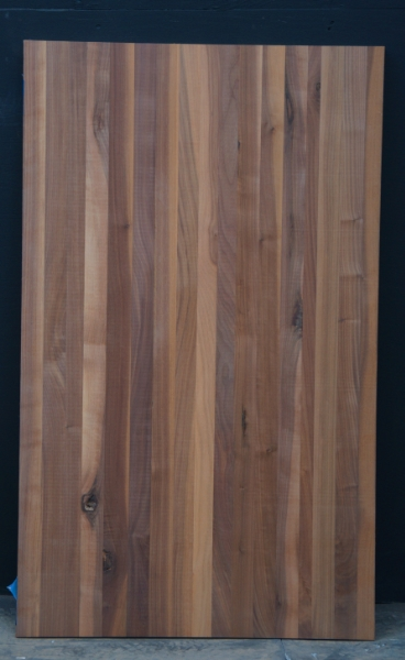 Walnut Edge Grain Countertop - 5186