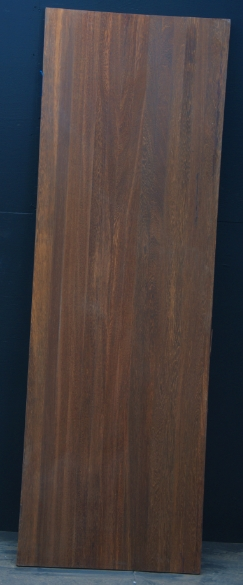 Wenge Edge Grain Countertop - 5207