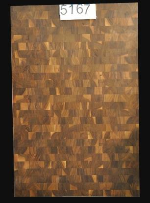 Walnut End Grain Countertop - 5167