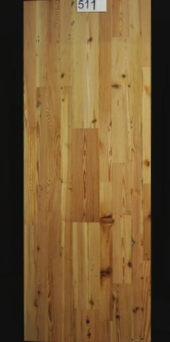 Heart Pine Standard Plank Countertop - 511