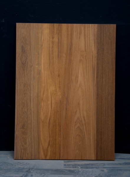 Teak Wide Plank Wood Countertop - 5184